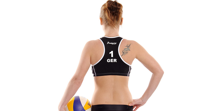 "ballarina Beachvolleyball | Player Top ""Tour"