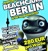 GCDW Beach-Camp mit ballarina Player-Shirts