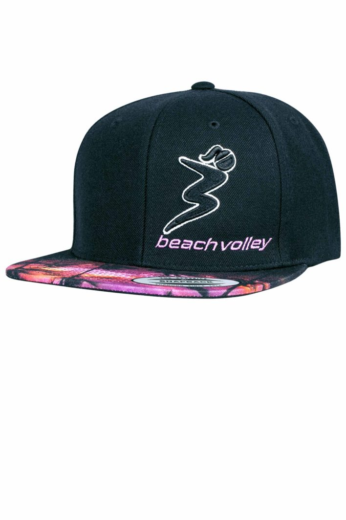 "Beachvolleyball Cap ""Palms"" 