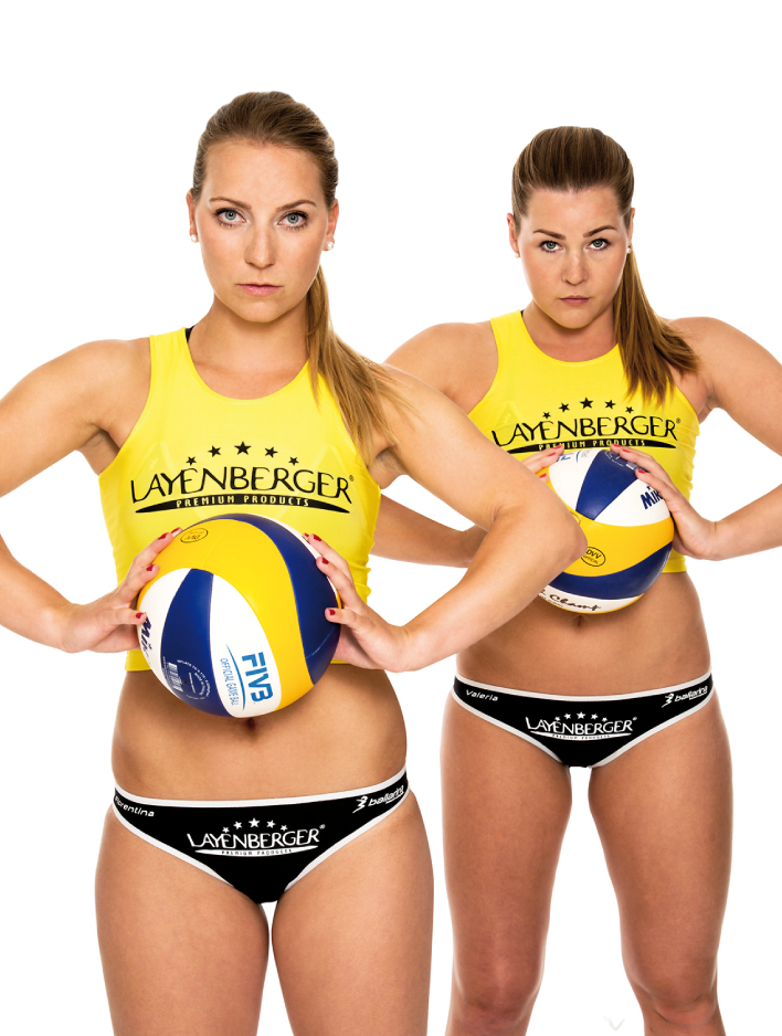 ballarina Beachvolleyball | Authentic Sandpant Layenberger Beachteam