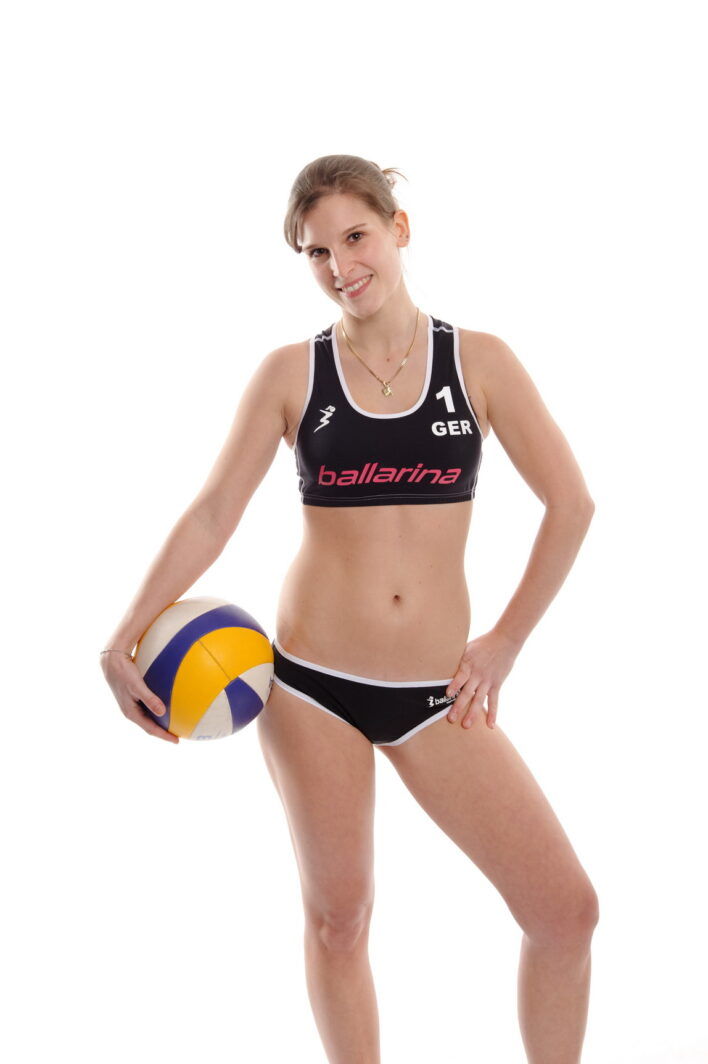 ballarina Beachvolleyball | Player Uniform weiß