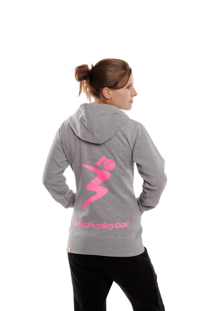 ballarina Beachvolleyball | Zipper Pink ballarina