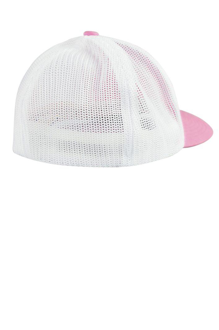 Pinke Schirmmütze für Beacherinnen