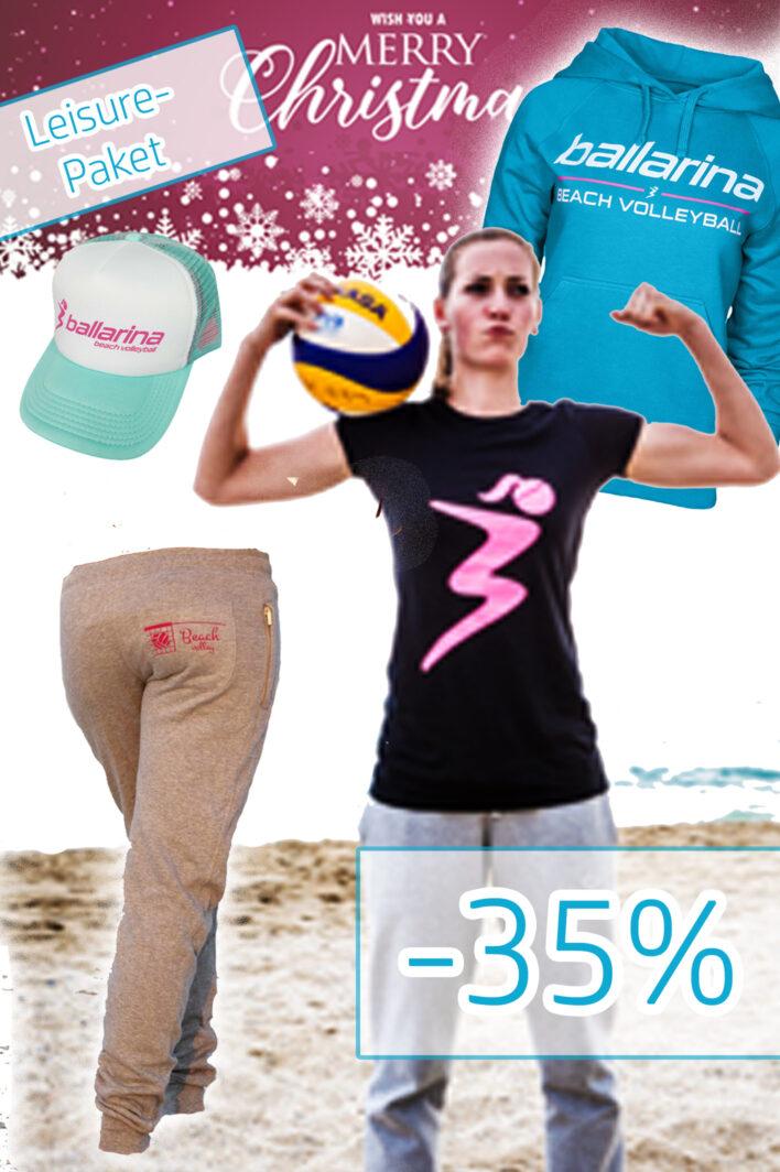 Das perfekte Weihnachtsgeschenk für Beachvolleyballer und Beacherinnen