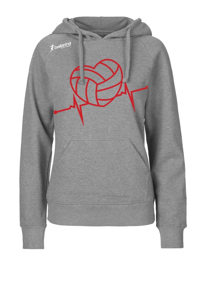 "Hoodie ""Heartbeat"" 