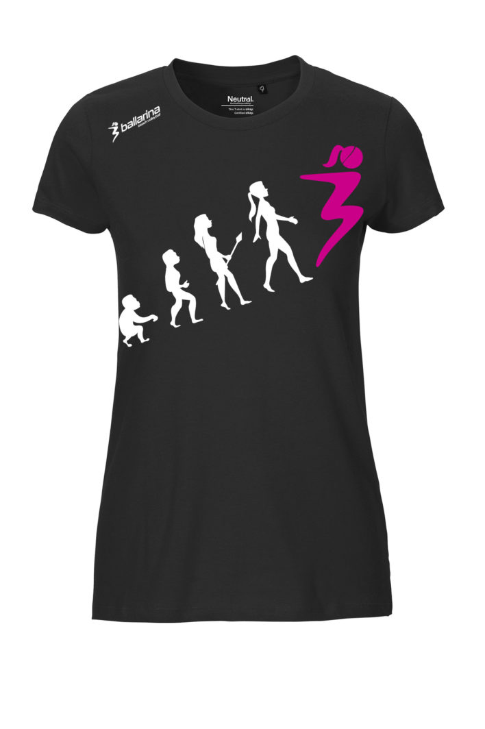 "T-Shirt ""Evolution"" 