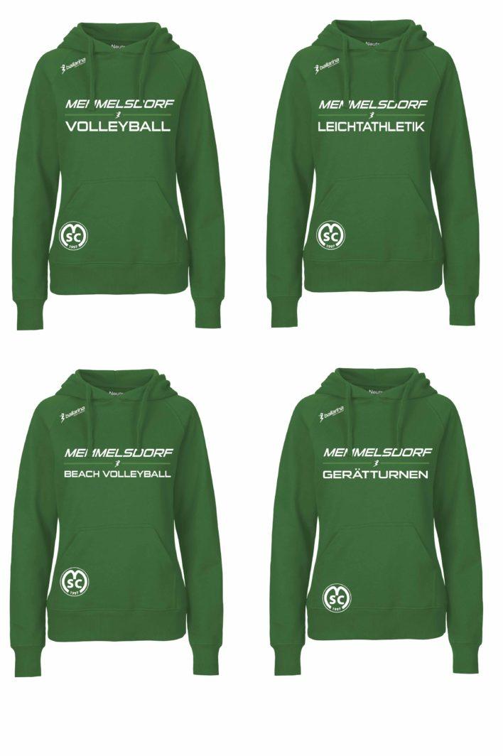 WMNS--Hoodie-grün