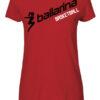 T-Shirt Classic BB rot | ballarina Basketball
