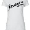 T-Shirt Classic BB weiß | ballarina Basketball
